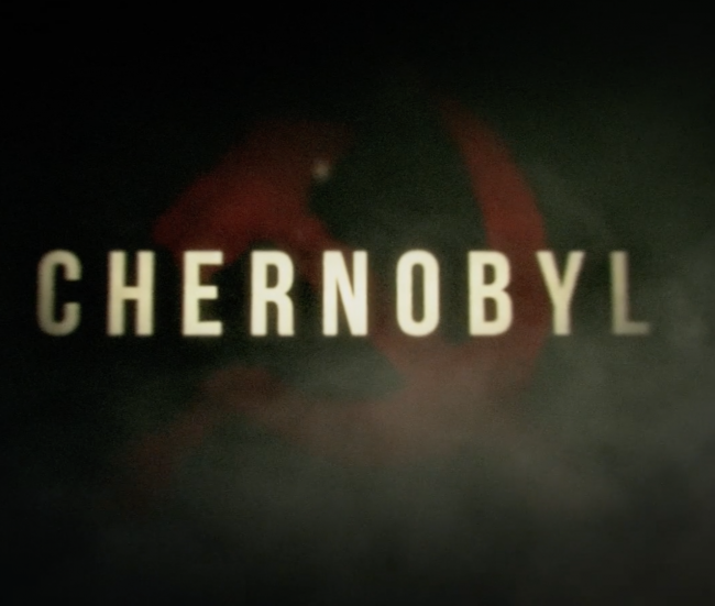 Chernobyl – Title Sequence