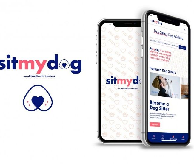 The Sports Box,Responsive Portfolio Website & Sitmydog