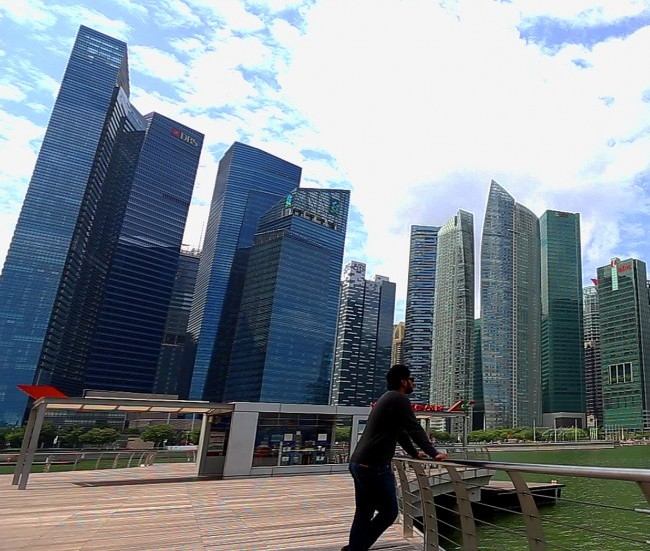 Discovering Singapore