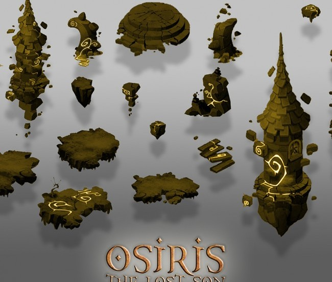 Osiris - The Lost Son