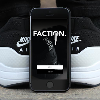 Faction: The Sneaker App