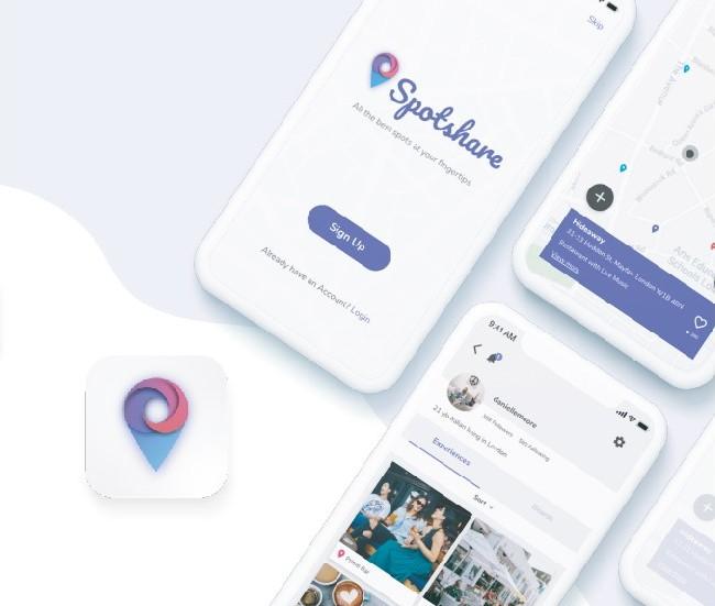 Spotshare App