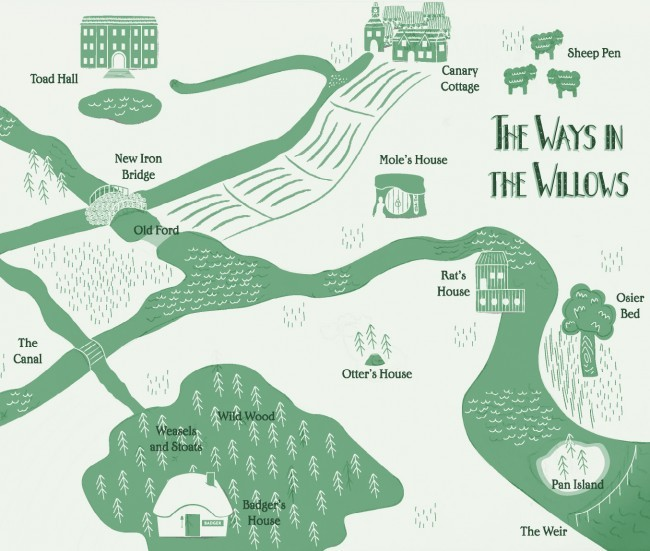 The Ways in the Willows