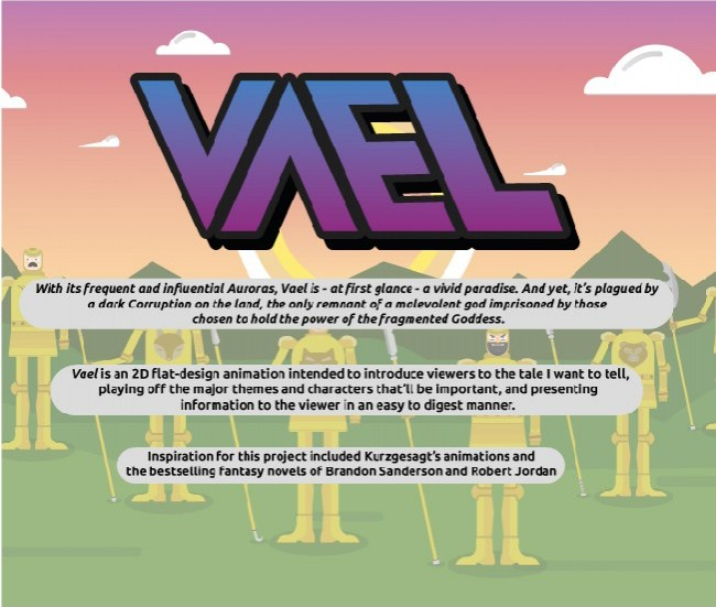 Vael Animated Exploration